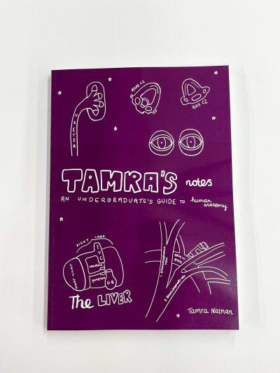 Tamra's Notes- Anatomy Textbook
